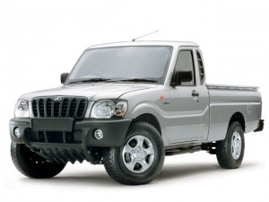 Mahindra pickup for the US?